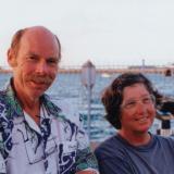 Penelope and David Kerr