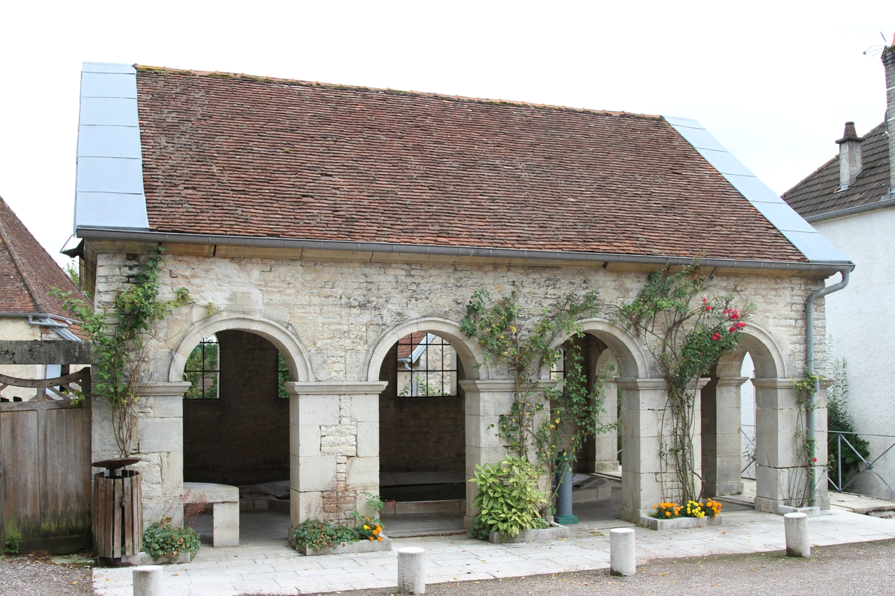 The lavoir at Ray (for clothes washing)